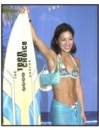 Teen Choice Awards 2002 Backstage: Michelle Kwan won Choice Female Athlete
