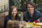 If I Stay, Chloe Grace Moretz and Jamie Blackley