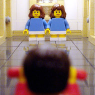 The Shining in Lego
