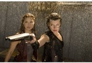 Resident Evil: Afterlife, Ali Larter and Milla Jovovich