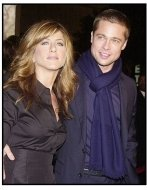 """Jennifer Aniston and Brad Pitt at the """"Along Came Polly"""" Premiere"""