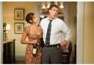 The Other Guys: Eva Mendes and Will Ferrell