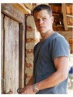 """The Bourne Supremacy"" Movie Still: Matt Damon"