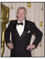 Academy Awards 2003 Backstage: Peter O'Toole
