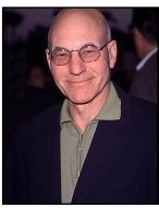 "Patrick Stewart at the ""Deep Impact"" Premiere"