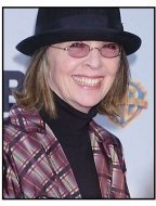 """Diane Keaton at the NRDC's """"Earth to L.A.!-The Greatest Show on Earth"""" Benefit"""
