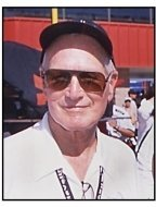 Paul Newman at the 2002 Long Beach Toyota Grand Prix