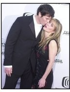 Ryan Sutter and Trista Rehn at the 2004 TV Land Awards