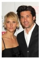 Patrick Dempsey and wife Jill