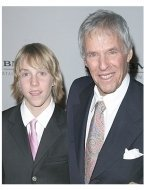 Burt Bacharach and son Oliver