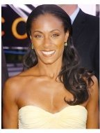 "Jada Pinkett Smith at the ""Collateral"" Premiere"