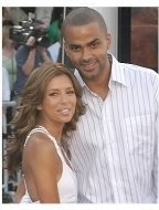 Superman Returns Premiere Photos:  Eva Longoria and Tony Parker