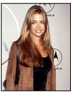 Denise Richards at the Motorola Holiday Party