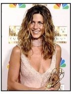 2002 Emmy Awards NBC Backstage Photo: Jennifer Aniston