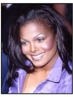 Janet Jackson at the Nutty Professor II: The Klumps premiere