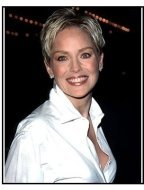 """Sharon Stone at """"The Mighty"""" Premiere"""
