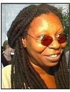 2000 Genii Awards video still: Whoopi Goldberg