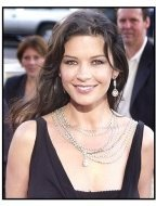 Catherine Zeta-Jones at <I>The Terminal</I> premiere