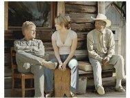 An Unfinished Life Movie Stills: Robert Redford, Jennifer Lopez and Morgan Freeman