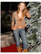 Mischa Barton  at Just Cavalli Flaunt Magazine's 6th Year Anniversary Party