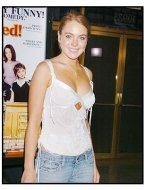 "Lindsay Lohan at the ""Saved!"" Premiere"