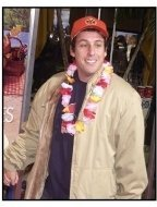 "Adam Sandler at the ""50 First Dates Premiere"""