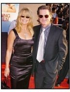 "Goldie Hawn and Kurt Russell at the ""Raising Helen"" Premiere"