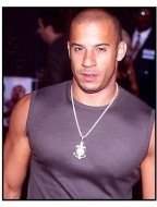 Vin Diesel at the Nutty Professor II: The Klumps premiere