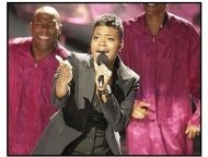 """Fantasia Barrino is the """"American Idol"""" as voted by the public Wednesday, May 26"""