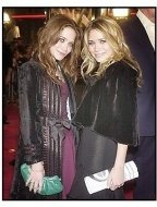 """Mary-Kate and Ashley Olsen at """"The Last Samurai"""" premiere"""