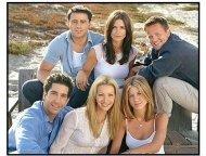 Friends TV Still: Friends Cast