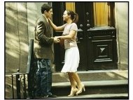 """Anything Else"" Movie Still: Christina Ricci and Jason Biggs"