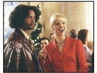 """Marci X"" movie still: Damon Wayans and Lisa Kudrow"