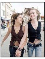 """Thirteen"" Movie Still: Nikki Reed and Rachel Evan Wood"