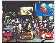 """2 Fast 2 Furious"" Movie Still: Cars"