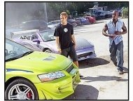 """""""2 Fast 2 Furious"""" Movie Still: Paul Walker and Tyrese"""