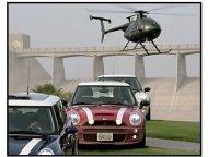 """""""The Italian Job"""" Movie Still: Stunt"""