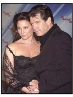 Die Another Day Los Angeles Special Screening: Pierce Brosnan and wife Keely Shaye Smith