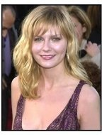Kirsten Dunst at the Spider-Man premiere