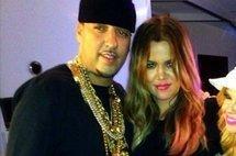 French Montana and Khloe Kardashian