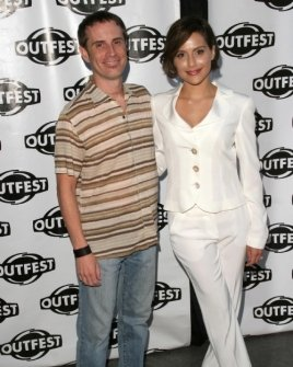 Stephen Gutwillig and Brittany Murphy