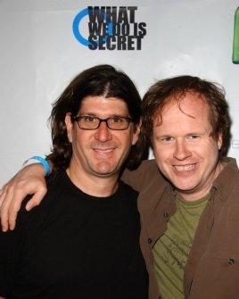 Rodger Grossman and Joss Whedon