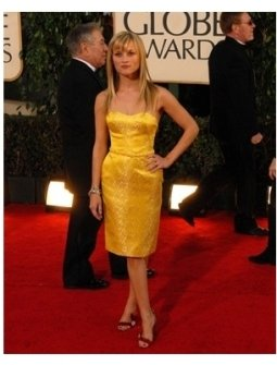 64th Annual Golden Globes Awards Red Carpet: Reese Witherspoon