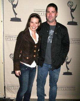 Evangeline Lilly and Matthew Fox