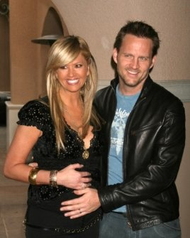 Nancy O'Dell and husband Keith