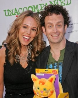 Kevin McDonald and friend