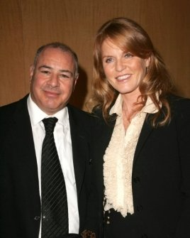 Neil Koppel and Sarah Ferguson