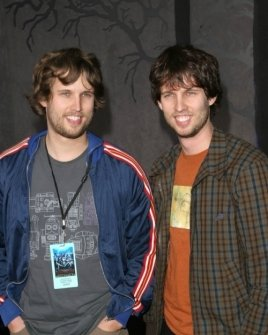 Dan Heder and Jon Heder