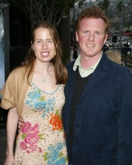 Karenna Gore Schiff and husband