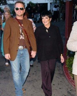 Sam Harris and Liza Minnelli